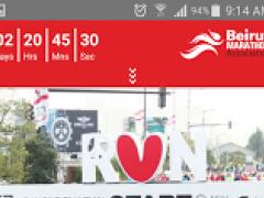 Beirut Marathon Association 5.0.2 Screenshot