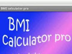 BMI Calculator Pro + BMR 3.8 Screenshot