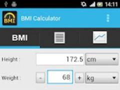 BMI Calculator - Track Weight 1.0.0 Screenshot