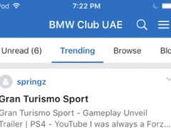 BMW Club UAE 5.2.3 Screenshot