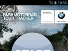 BMW Motorrad Tour Tracker 1.0.6 Screenshot