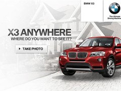 BMW X3 Anywhere 1.0 Screenshot