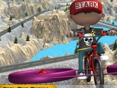 BMX Mountain Bicycle Copter Pro 1.0 Screenshot