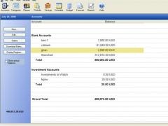 Boachsoft Finance 2012.1 Screenshot