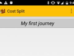 board cash - travel cost split 1.99 Screenshot