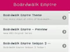 Boardwalk Empire TV HBO Video 1.2 Screenshot
