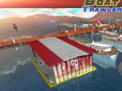 Boat Cruise Trawler Simulator - Transport Passengers from Island and Park Boat 1.0 Screenshot