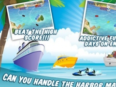Boat Race Harbor Madness 3.4 Screenshot