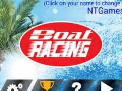 Boat Racing FREE 1.1 Screenshot