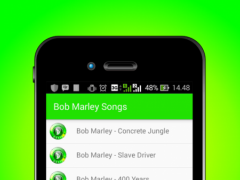 Bob Marley Songs 1.0 Screenshot