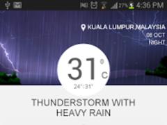 Bob's Weather 2.3.4 Screenshot
