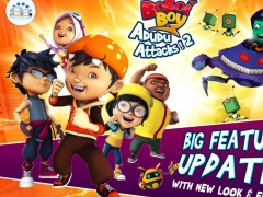 BoBoiBoy: Adudu Attacks! 2 2.89 Screenshot