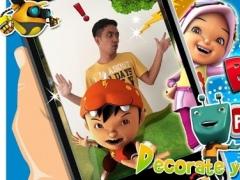 BoBoiBoy Photo Sticker 1.0.1 Screenshot