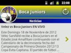 Boca Juniors For Fans 1.4.5 Screenshot