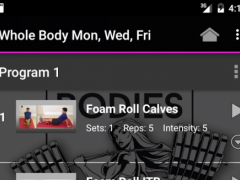Bodies by Design Fitness  Screenshot