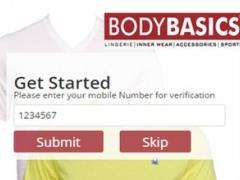Body Basics mLoyal App 2.2.5 Screenshot