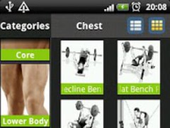 Body Exercise&BMI 1.1.3 Screenshot