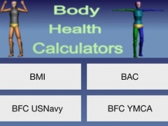 Body Health Calculators 1.4 Screenshot