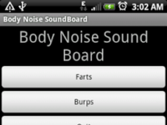 Body Noise SoundBoard 1.2 Screenshot