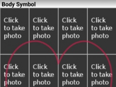 Review Screenshot - Camera App – Create a Symbol With Your Body