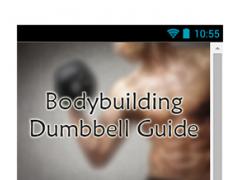 Bodybuilding Dumbbell Guide 2.0 Screenshot