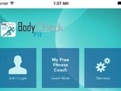 BodyCheck Fit 1.0 Screenshot