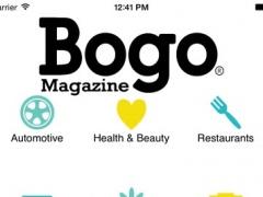 Bogo App 1.01 Screenshot