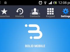 Bolid Mobile - Cheap Calls 2.0 Screenshot