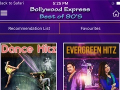 Bollywood Express Best of 90's 1.1 Screenshot