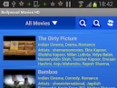 Bollywood Hindi Movies 1.0 Screenshot