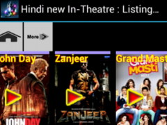 Bollywood new movie trailers 1.1 Screenshot