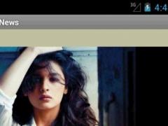 Bollywood News 1.1 Screenshot