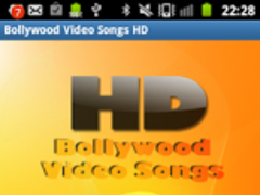 Bollywood Video Songs HD 1.0 Screenshot