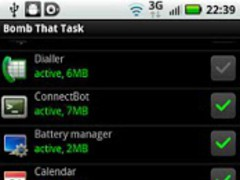 Bomb That Task 2.0.0 Screenshot