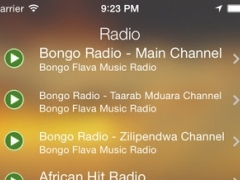 Bongo Flava Music Radio Recorder 1.0 Screenshot