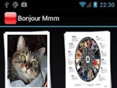 Bonjour Mmm 1.5 Screenshot