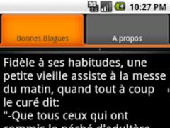 Bonnes Blagues 1.02 Screenshot