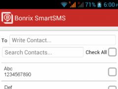 Bonrix SmartSMS 2.0 Screenshot