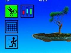 Bonsai 2D Tree Simulator 2.51 Screenshot