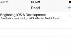Book Manager -Read N Done- 1.1.1 Screenshot