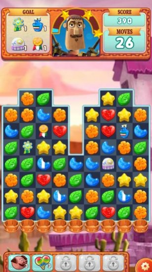 Sugar Smash: Book of Life - Free Match Free Download