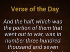 Book of Numbers (KJV) FREE! 1.2 Screenshot