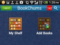 BookChums Free eBook Reader 2.1.3 Screenshot