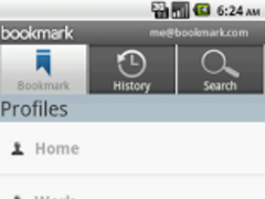 Bookmark 1.0.7 Screenshot