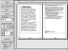 BookPrintXP 10 Screenshot