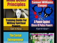 Books By Uply Media: Exclusive Enlightening eBooks 1.01 Screenshot