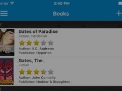 Books Manager Pro 5.9.5 Screenshot