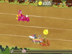 Review Screenshot - Have Tons of Racing Fun with Tom and Jerry and Friends