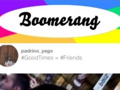 Boomerang Viewer for Instagram 1.0 Screenshot