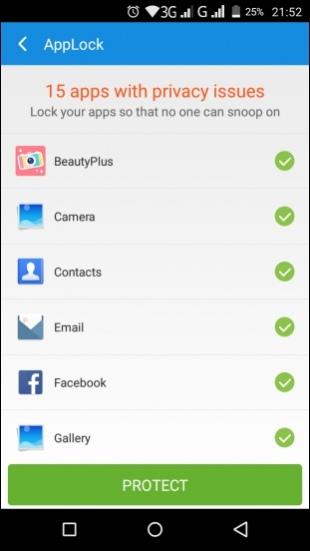 Boost Cleaner (App Lock)